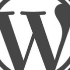 wordpress logo feat
