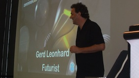 ConventionCamp 2011: Gerd Leonhard – Die Zukunft der Medien