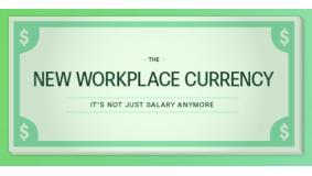 Das Ende des Bürojobs: Talente wollen flexibel sein [Infografik]