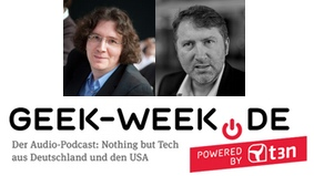 """Geek Week""-Podcast: Apple TV, Google TV, Musik in der Wolke"