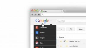 Google Bar: Einheitliche Navigation für alle Google-Dienste kommt [Video]