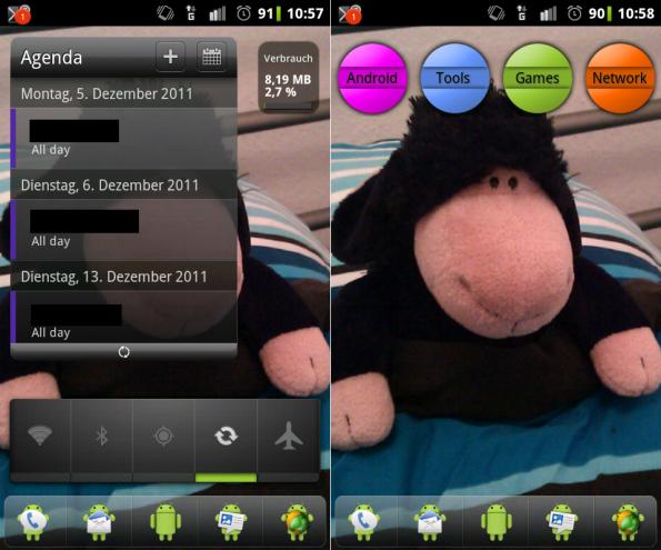 homescreen android kollmann 595x495 Zeig mir deinen Homescreen: Drei Tipps für Android Apps