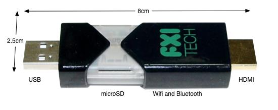 usb stick mit android USB Stick macht PC, Mac oder Display zum Android Gerät