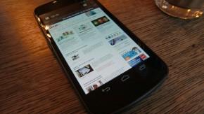 Samsung Galaxy Nexus im Test – Die neue Android-Referenz