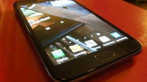 Samsung Galaxy Note im Test – Der sehr große Bruder des Galaxy SII