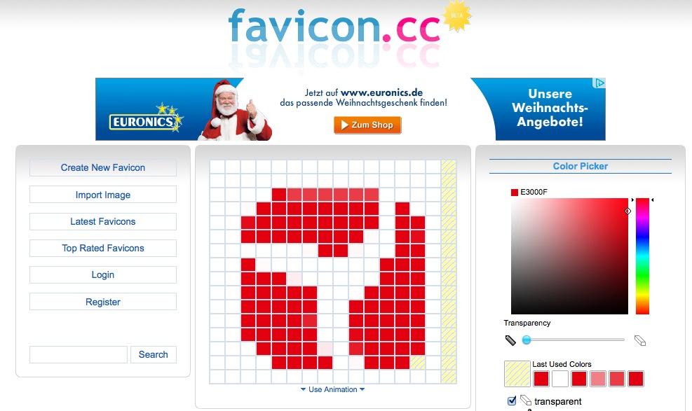 favicon generator | t3n: t3n.de/news/10-zeitsparende-kostenlose-tools-webdesigner-352997...