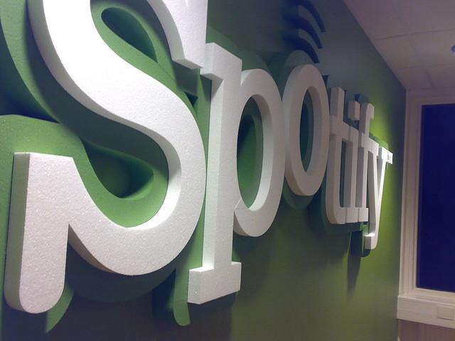 Spotify kann in Zukunft auch ohne Facebook-Konto genutzt werden. #FLICKR#