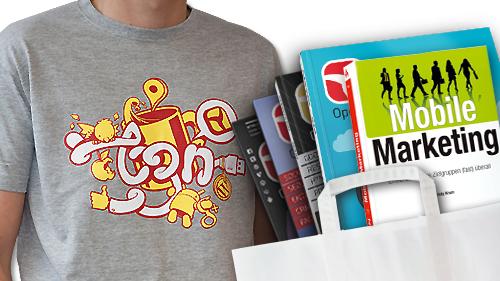 "Aktion: t3n-Abonnement inkl. Buch ""Mobile Marketing"""