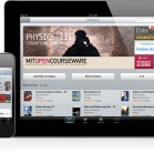 Apple iTunesU overview catalog