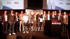 [Cebit 2012] Das sind die Finalisten des Bitkom Innovators' Pitch