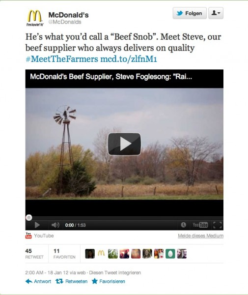 Social Media Desaster McDStories 1