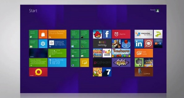 windows 8 bluestacks ces 2012