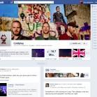 FacebookChronik_Fanseiten_Coldplay