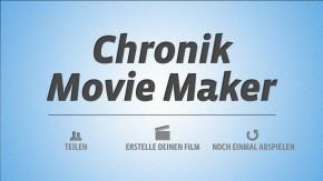 "Facebook Chronik verfilmen: ""Timeline Movie Maker"""