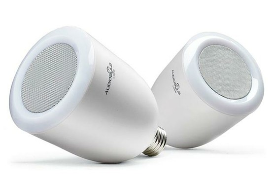Giinii Audio Bulb Bluetooth-Lautsprecher
