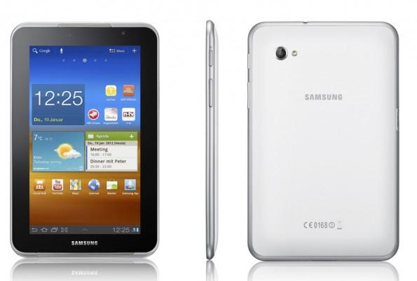 Samsung Galaxy Tab 7.0 N Plus