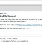 fluent.io multiple email accounts