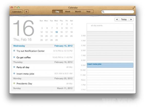 Weg vom Skeuomorphismus? Mac OS 11 könnte mit reduziertem Flat-Design aufwarten. (Bildquelle: TheVerge.com)