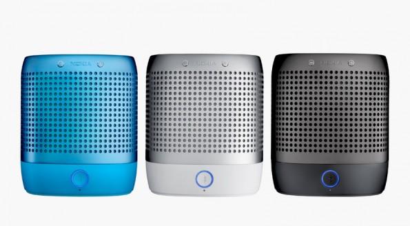 nokia play 360 Bluetooth-Lautsprecher