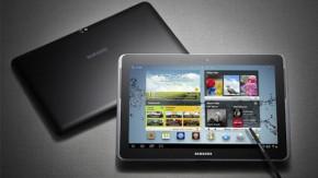 Samsung Galaxy Note 10.1 vorgestellt [MWC 2012]