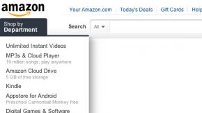 Großes Redesign bei Amazon: Einkaufen wird ein wenig blasser