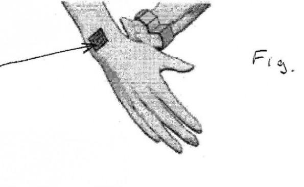 nokia magnetisches tattoo