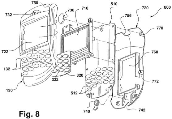 RIM patentiert das selbstaufladende Smartphone