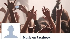 """""""Anhören""""-Button bei Facebook – das Ende für MySpace?"""