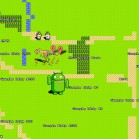 Google 8bit maps headquarter