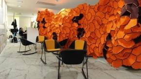 Google-Büros in Schweden: Buntes aus dem IKEA-Land [Bildergalerie]
