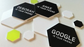 Google is your friend: Umgebautes Ladenlokal macht Google begehbar
