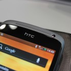 HTC one S top screen