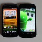 HTC one S vs galaxy nexus 2