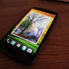 HTC one X front gallery