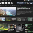 WordPress ThemeVideoZoom 1