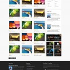 WordPress Theme ExposeGallery 1