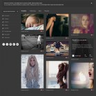 WordPress Theme FacePress 1