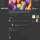 WordPress Theme FacePress 2