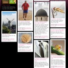 WordPress Theme LiquidMagazine UniqueFluidGridLayout 1