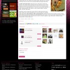 WordPress Theme LiquidMagazine UniqueFluidGridLayout 2