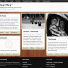 WordPress Theme OldPost 1