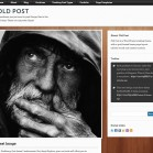 WordPress Theme OldPost 2