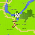 google 8bit map Taj Mahal