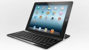 Logitech präsentiert ultradünnes Bluetooth-Keyboard Cover fürs iPad 3
