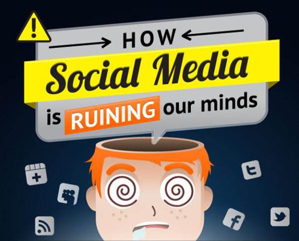 Social Media Nutzung: So beeinflusst sie euer Gehrin