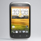 HTC Desire C white front