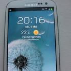 Samsung Galaxy S3 screen