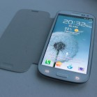 Samsung Galaxy S3 with flipcover