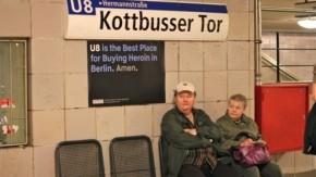 Guerilla-Marketing: Heroin kaufen und auf dem Fixie sterben – die besten Orte [Galerie]