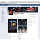 facebook app center avengers